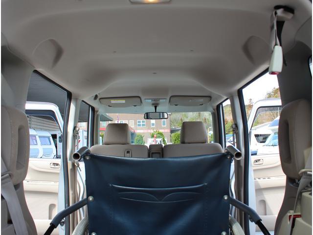 G スローパー 車いす仕様車 電動ウィンチ メモリーナビ(14枚目)