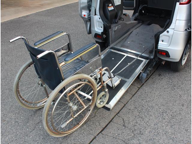 車イス移動車 スローパー 福祉車両 レーダーブレーキサポート(3枚目)