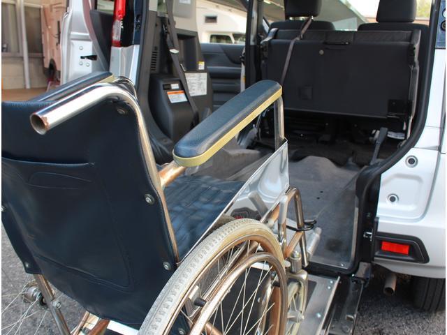 車イス移動車 スローパー 福祉車両 レーダーブレーキサポート(5枚目)