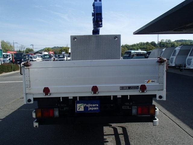 クレーン4段 タダノZR234 2,3吊り モデル2006y ラジコンフックイン 積載2000Kgアオリアルミブロック インタークーラーターボNOX適合HSA(坂道後退防止補助)(18枚目)