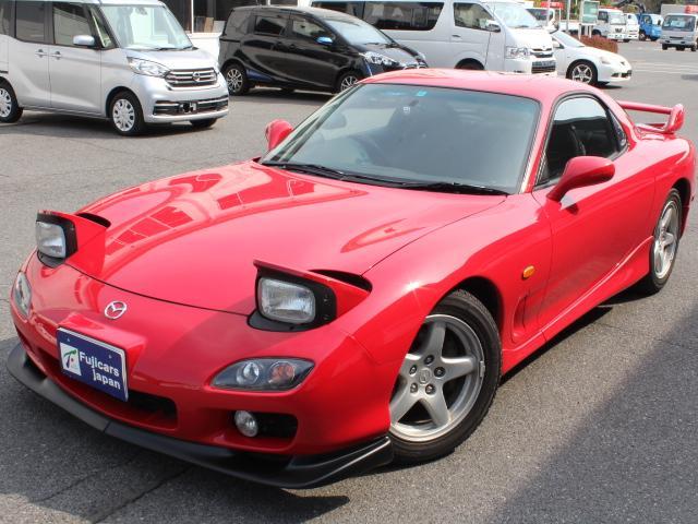 「マツダ」「RX-7」「クーペ」「広島県」の中古車22