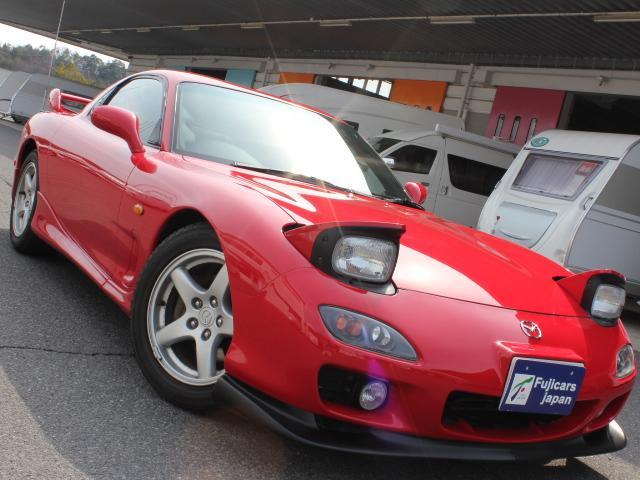 「マツダ」「RX-7」「クーペ」「広島県」の中古車26