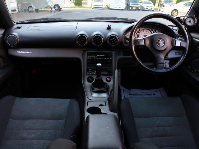スペックR Vパッケージ 社外オーバーフェンダー 車高調(17枚目)