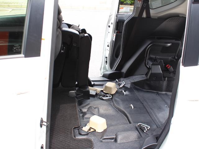 1.5XVパッケージ ウェルキャブ車いす仕様I2ndシート無 福祉車両 ウェルキャブ 折り畳みスロープ 車椅子電動固定装置 車椅子乗車時隣の介助席使用できます トヨタセーフティセンス搭載 衝突軽減ブレーキ オートハイビーム 斜線逸脱防止 ニールダウン装置 4名乗(38枚目)