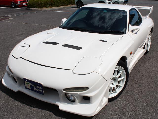 「マツダ」「RX-7」「クーペ」「広島県」の中古車5