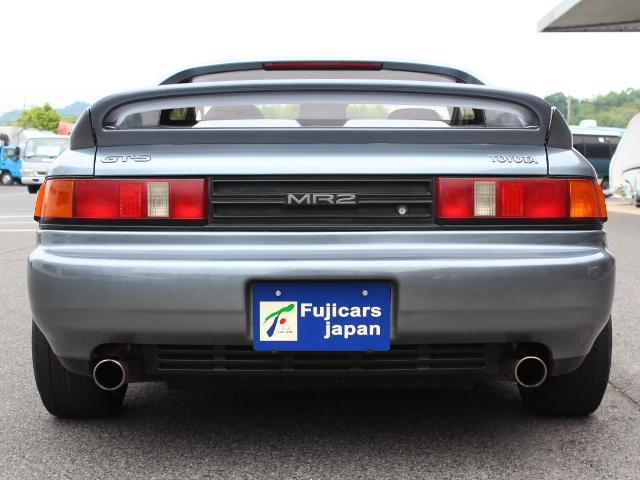 GT-S SW20型 ターボ ワンオーナー車 RAYS17インチアルミホイール 純正マフラー 純正足回り TRDシフトノブ パワーステアリング パワーウィンドウ 純正カセットデッキ リアスポイラー(4枚目)