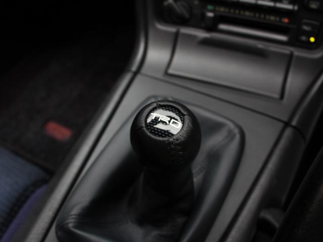 GT-S SW20型 ターボ ワンオーナー車 RAYS17インチアルミホイール 純正マフラー 純正足回り TRDシフトノブ パワーステアリング パワーウィンドウ 純正カセットデッキ リアスポイラー(24枚目)
