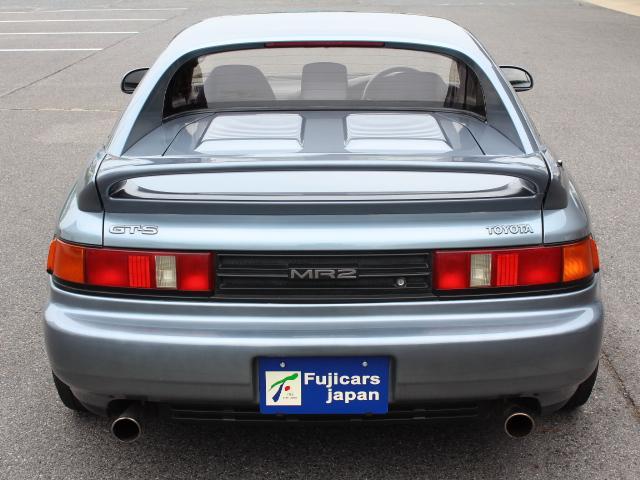 GT-S SW20型 ターボ ワンオーナー車 RAYS17インチアルミホイール 純正マフラー 純正足回り TRDシフトノブ パワーステアリング パワーウィンドウ 純正カセットデッキ リアスポイラー(35枚目)