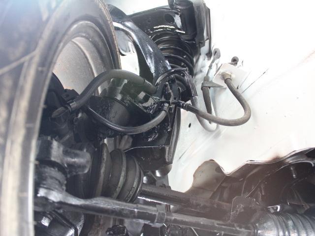 GT-R 純正16インチAW 純正足回り RB26エンジン(11枚目)