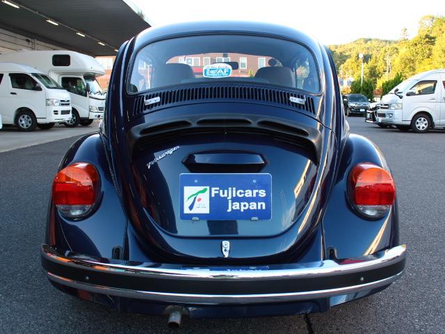 「フォルクスワーゲン」「VW ビートル」「クーペ」「広島県」の中古車4