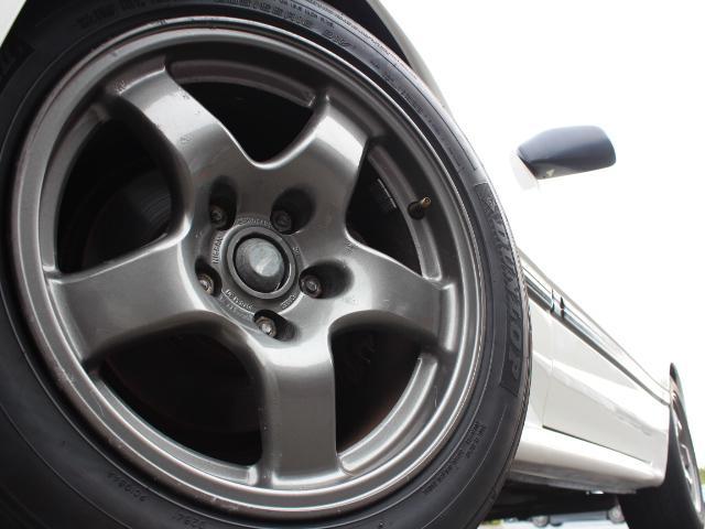 GT-R TEIN車高調 16インチAW MOMOステ(17枚目)