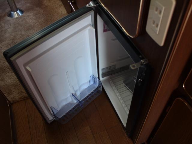 冷蔵庫装備!いつでも冷たく保存できます☆