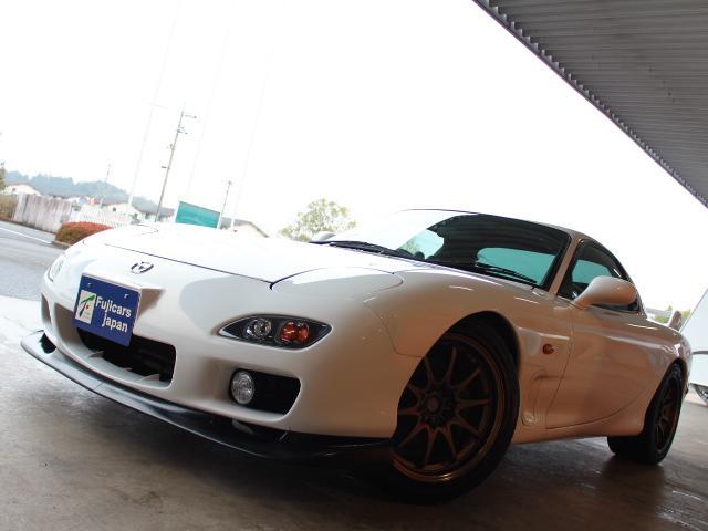 「マツダ」「RX-7」「クーペ」「広島県」の中古車25