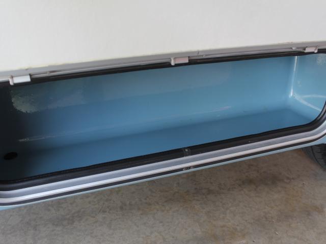 バンテック アトム ウインドウエアコン サイドオーニング 400Wインバーター シングルサブバッテリー コンバーター 走行充電 38L冷蔵庫 22インチ家庭用テレビ ランチョショック メモリーナビ(34枚目)