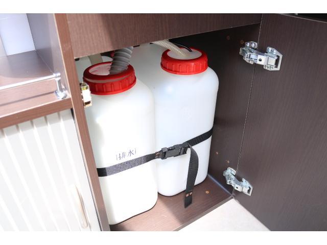 給排水ポリタンク容量は16Lになります☆