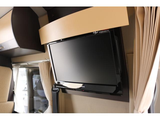 家庭用テレビ装備!
