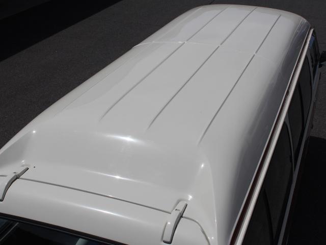 ロングDX 15名乗車 昭和56年式 2ナンバー登録 純正足回り 14インチ純正鉄ホイール 実走行 リアクーラー リアヒーター(9枚目)