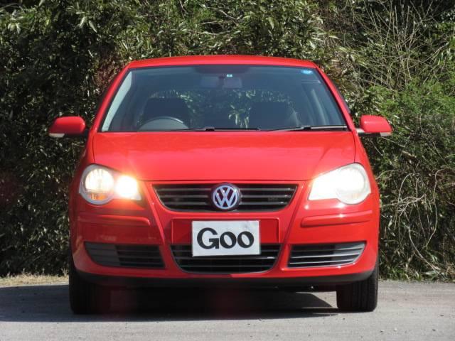 フォルクスワーゲン VW ポロ ベースグレード 1.4禁煙車 DVDナビ キーレス ETC