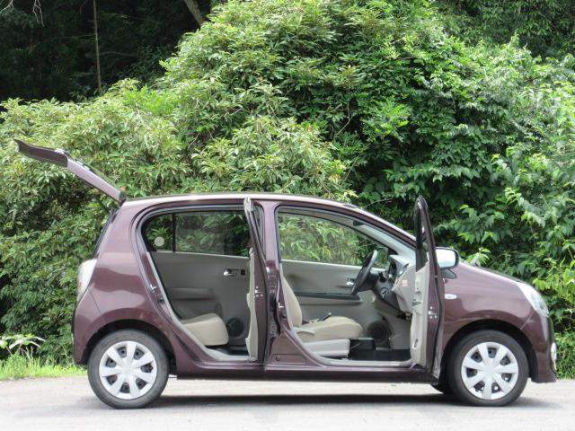 ダイハツ ミライース X アイドリングストップ 禁煙車 新品タイヤ ワンオーナ