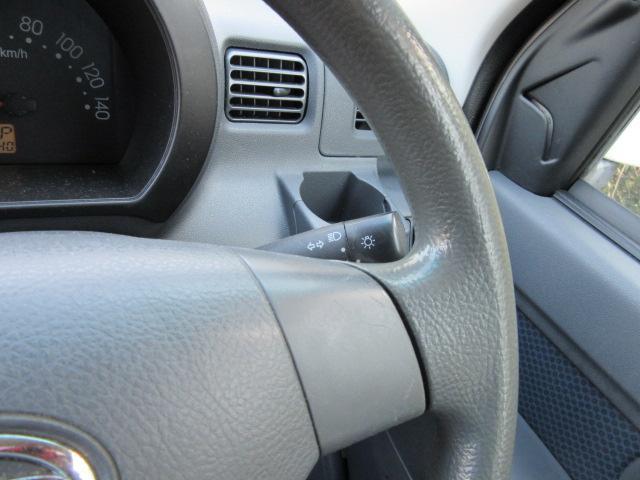 クルーズ パールホワイト キーレス パワーウインドウ 禁煙車 車検整備 新品タイヤ 電動格納ミラー 取説・保証書(46枚目)