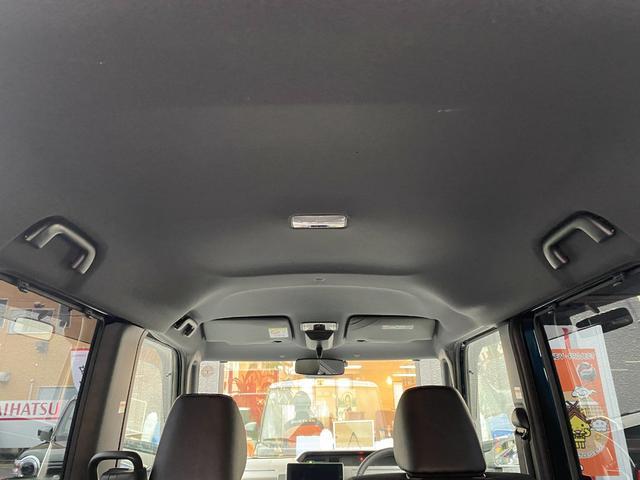 カスタムRS ワンオーナー禁煙車 両側パワースライドドア 純正9インチナビ バックカメラ ステアリングオーディオリモコン ETC アナザースタイルパッケージ 革巻ステアリング カーフィルム施工済み(10枚目)