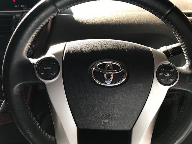 「トヨタ」「プリウスα」「ミニバン・ワンボックス」「広島県」の中古車21