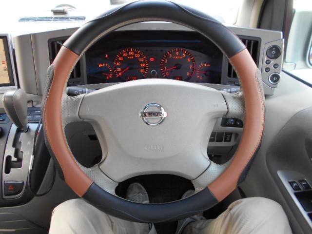 日産 エルグランド ハイウェイスター4WD ナビTV パワースライドドア