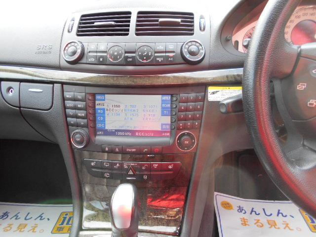 E350 ステーションワゴン アバンギャルド 革シートSR(4枚目)