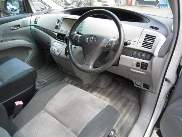 トヨタ エスティマ アエラスSパッケージ 両側電動ドア 7人乗 3カメラ 禁煙車