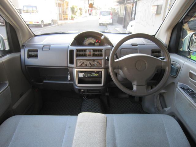 三菱 eKワゴン M ETC付き CD プライバシーガラス