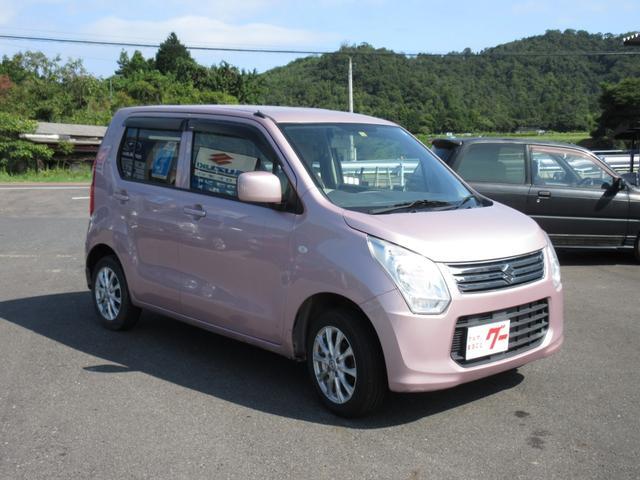 「スズキ」「ワゴンR」「コンパクトカー」「鳥取県」の中古車3