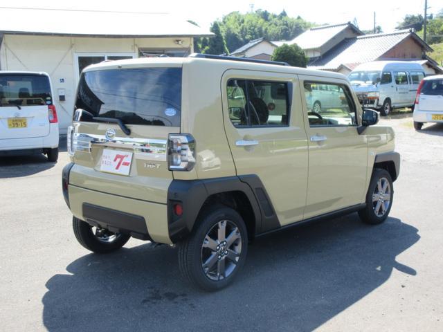 「ダイハツ」「タフト」「コンパクトカー」「鳥取県」の中古車5