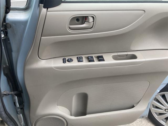 G・Lパッケージ パワースライドドア 盗難防止システム ワンオーナー CD ABS エコアイドル(11枚目)