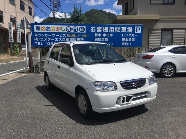 「スズキ」「アルト」「軽自動車」「岡山県」の中古車2