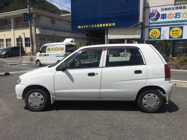 「スズキ」「アルト」「軽自動車」「岡山県」の中古車9