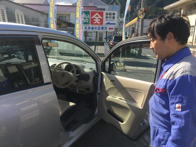 「スズキ」「アルト」「軽自動車」「岡山県」の中古車10