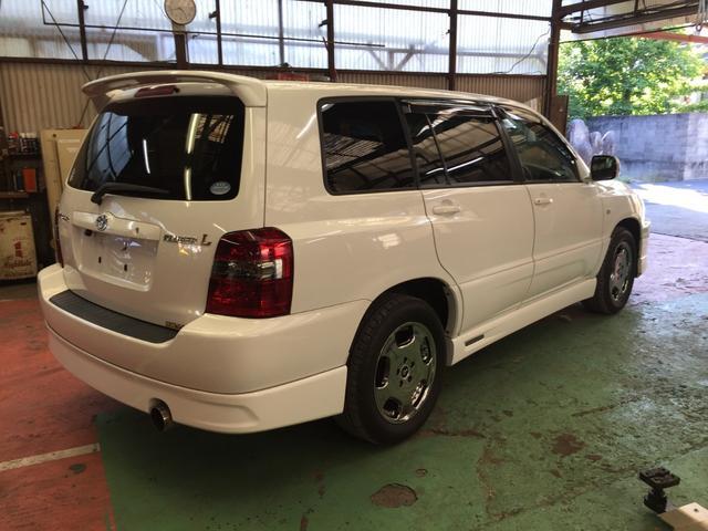 「トヨタ」「クルーガーL」「SUV・クロカン」「岡山県」の中古車5