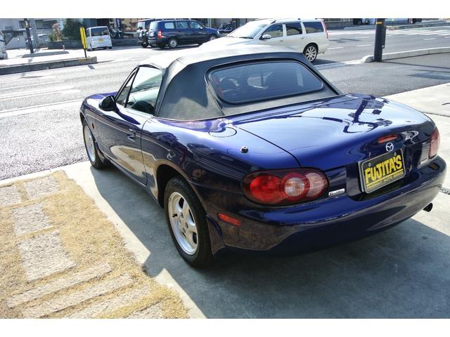 「マツダ」「ロードスター」「オープンカー」「岡山県」の中古車10