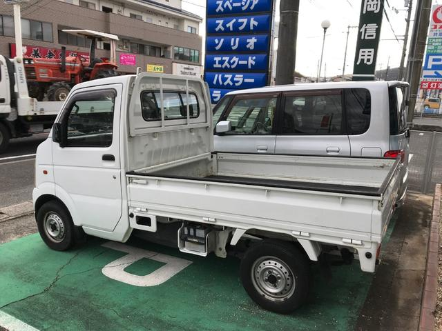 「スズキ」「キャリイトラック」「トラック」「岡山県」の中古車6