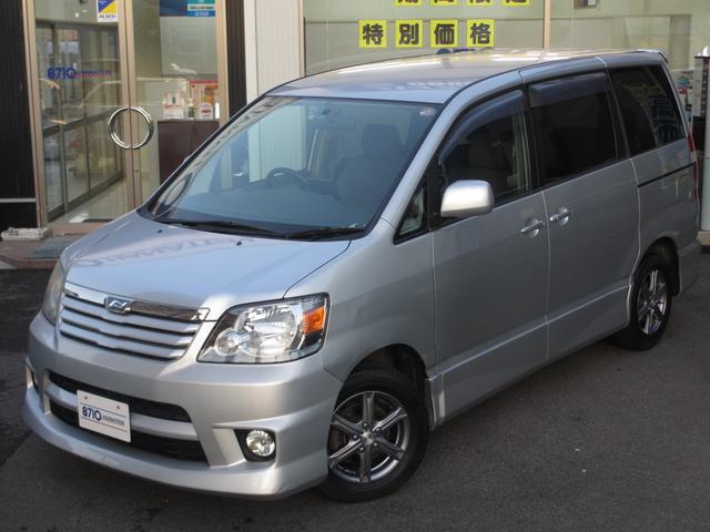 トヨタ ノア S Vセレクション HDDナビ ETC Pガラス キーレス