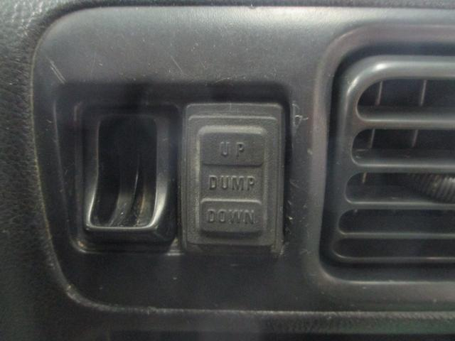 スズキ キャリイトラック ダンプ 5MT 4WD エアコン パワステ 外装全塗装済み