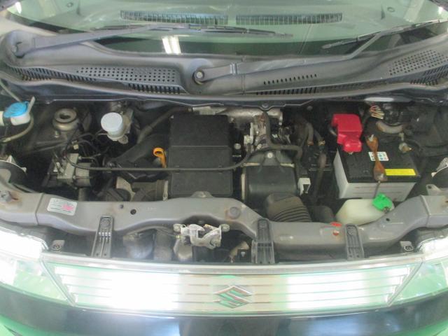 スズキ ワゴンR スティングレーT ターボ オートエアコン HID 純正アルミ