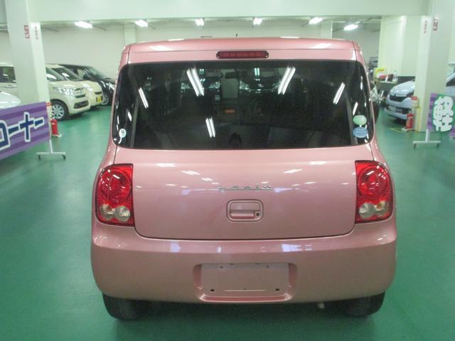 スズキ アルトラパン G 新品タイヤ CVT 純正CD ABS プッシュスタート