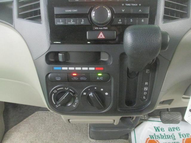 スズキ パレット L CVT プッシュスタート 純正CD ABS