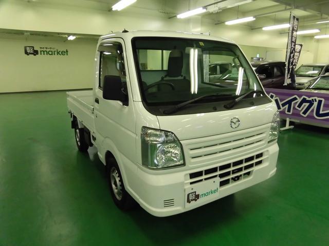 マツダ スクラムトラック KCエアコン・パワステ 5MT