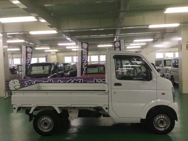 KCスペシャル 4WD ワンオーナー エアコン パワステ(4枚目)
