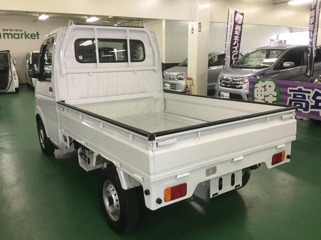 KCスペシャル 4WD ワンオーナー エアコン パワステ(9枚目)