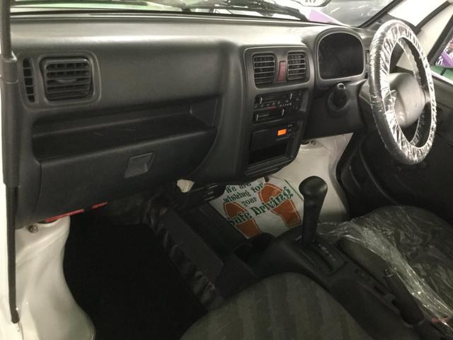 KCスペシャル 4WD ワンオーナー エアコン パワステ(11枚目)