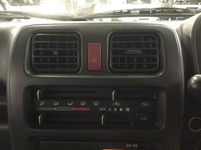 KCスペシャル 4WD ワンオーナー エアコン パワステ(13枚目)