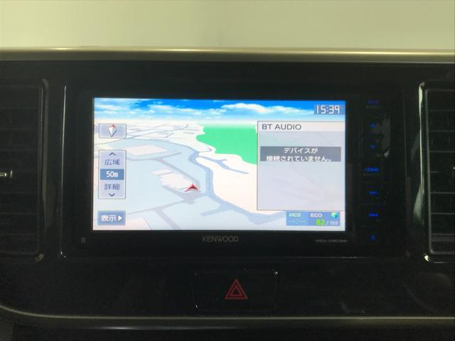 G e-アシスト ナビ バックカメラ レーダーブレーキサポート パワースライドドア オートエアコン ETC プッシュスタート ワンオーナー(14枚目)